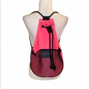 Victoria's Secret backpack purse pink bag